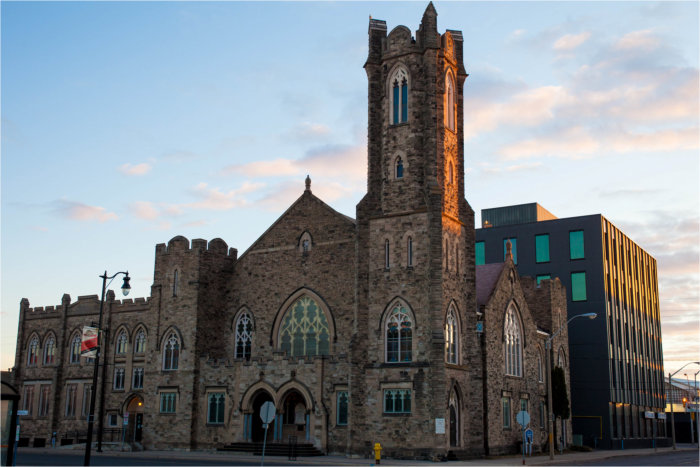 St. Andrew's at Sunset